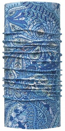Buff Бандана BUFF INSECT SHIELD BUFF (One Size, TEHANNY BLUE, , ,) банданы buff бандана 2016 17 reflective r xyster multi multi standard us one size