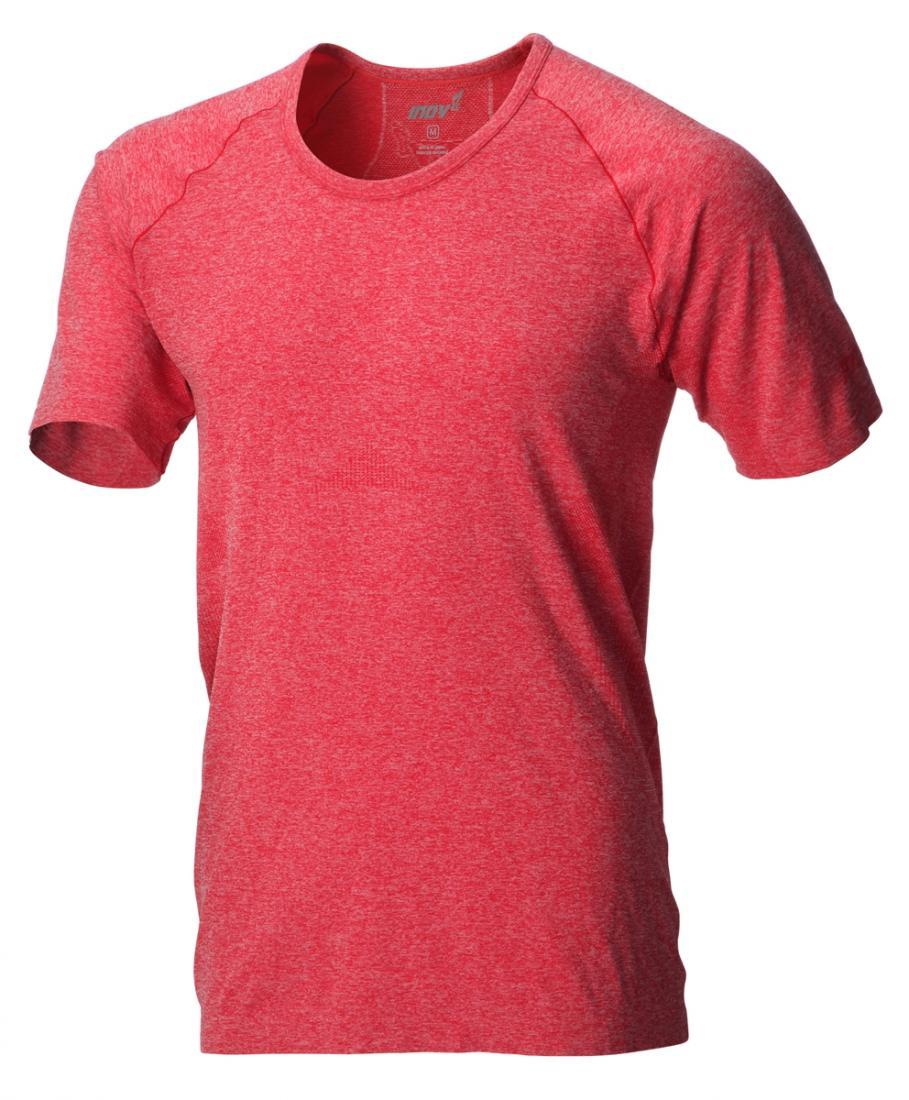 Футболка FF seamless™ SS MФутболки, поло<br><br> Мужская футболка Inov-8 FF Seamless™ SS Mсоздана для занятий спортом и обеспечивает свободу движений и комфорт. Она изготовлена по бесшовной технологии и отличается малым весом. Используемые в производстве материалы обеспечивают оптимальную воздух...<br><br>Цвет: Красный<br>Размер: S