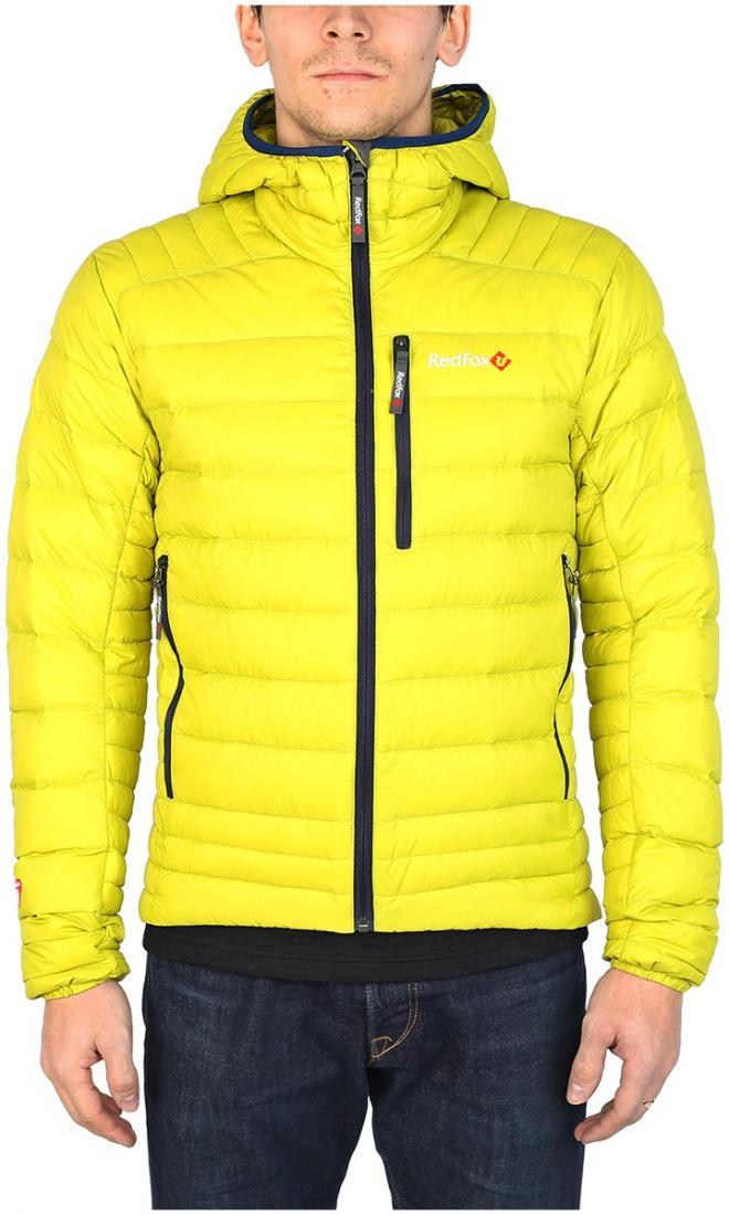 Куртка утепленная Quasar МужскаяКуртки<br><br> Сверхлегкая и компактная куртка, выполнена сприменением композитного утеплителя PrimaLoft® DownBlend Silver, в равной степени рассчитана на исп...<br><br>Цвет: Салатовый<br>Размер: 48