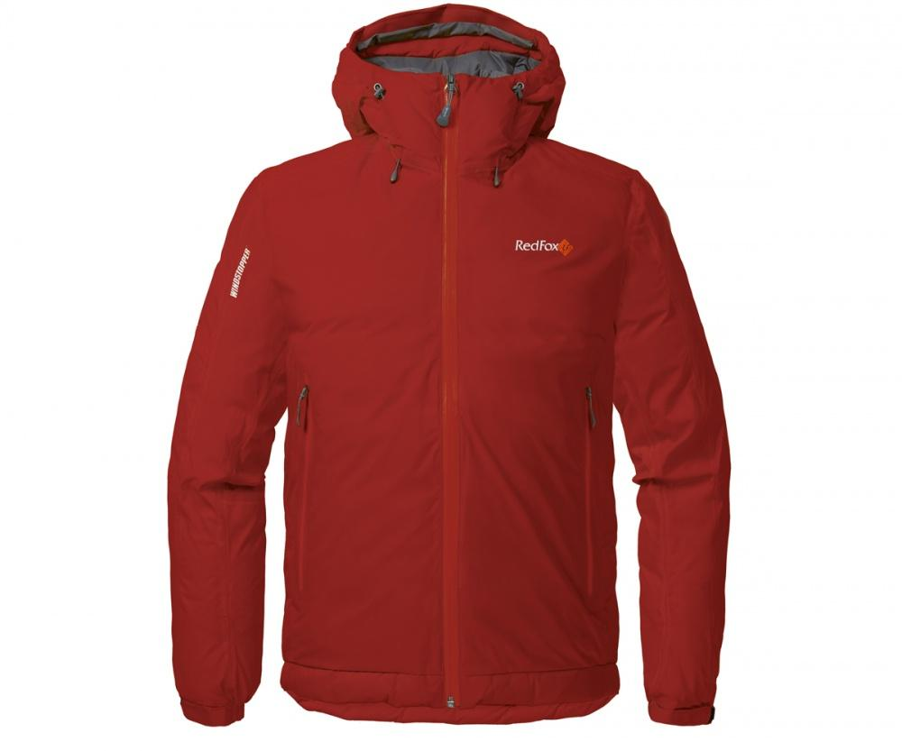 Куртка пуховая Down Shell II МужскаяКуртки<br><br> Благодаря функциональности материала WINDSTOPPER® Active Shell, обладающего высокими теплоизолирующими свойствами, и конструкции, куртка – легкая и теплая, и в сравнении с пуховыми моделями из не мембранных тканей - очень прочная.<br><br><br>  ...<br><br>Цвет: Темно-красный<br>Размер: 54