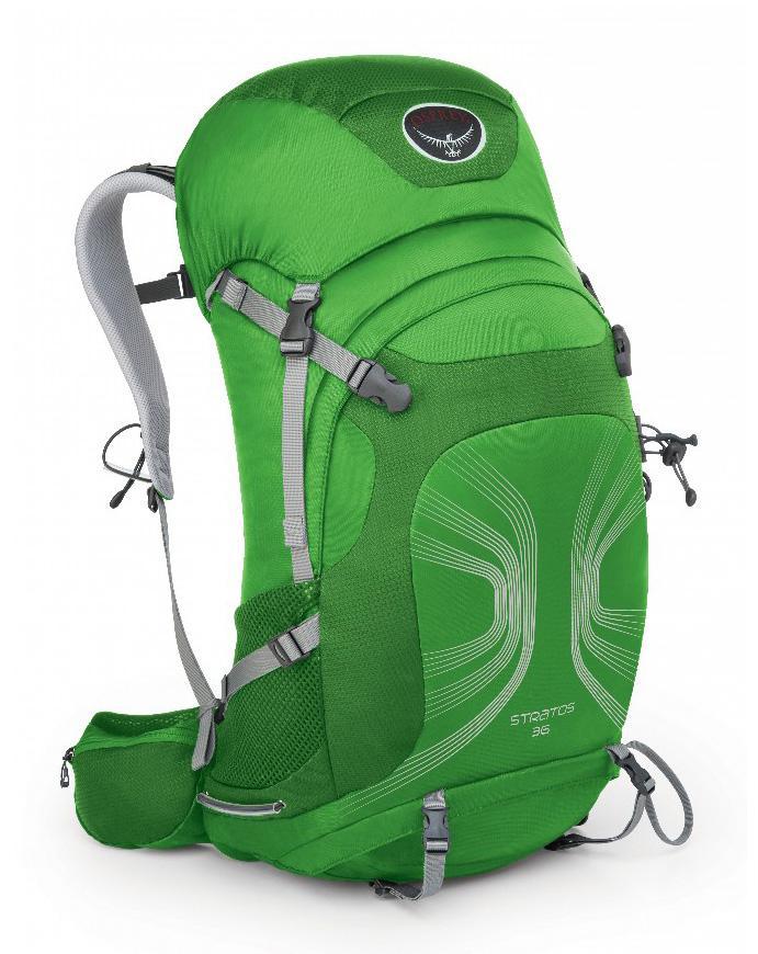 Рюкзак Stratos 36Туристические, треккинговые<br><br><br>Цвет: Светло-зеленый<br>Размер: 36 л