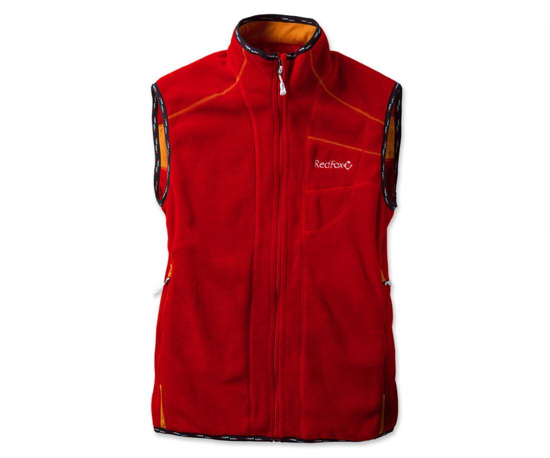 RedFox Жилет Compass (56, 1300/красный, ,) redfox жилет lhasa серый