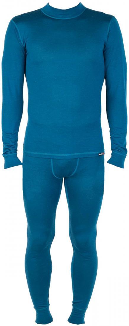 Термобелье костюм Wool Dry Light МужскойКомплекты<br><br> Теплое мужское термобелье для любителей одежды изнатуральных волокон.Выполнено из 100% мериносовой шерсти, естественнымобразом отводит влагу и сохраняет тепло; приятное ктелу. Диапазон использования - любая погода от осенних дождей до зимних сн...<br><br>Цвет: Синий<br>Размер: 54
