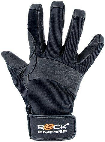 Перчатки WorkerПерчатки<br>Универсальные перчатки для работы с веревкой из прочной и мягкой кожи.<br><br>Материал: Натуральная кожа<br><br>Размеры: S, M, L, XL<br><br>Вес: 92 <br><br><br>Цвет: Черный<br>Размер: S