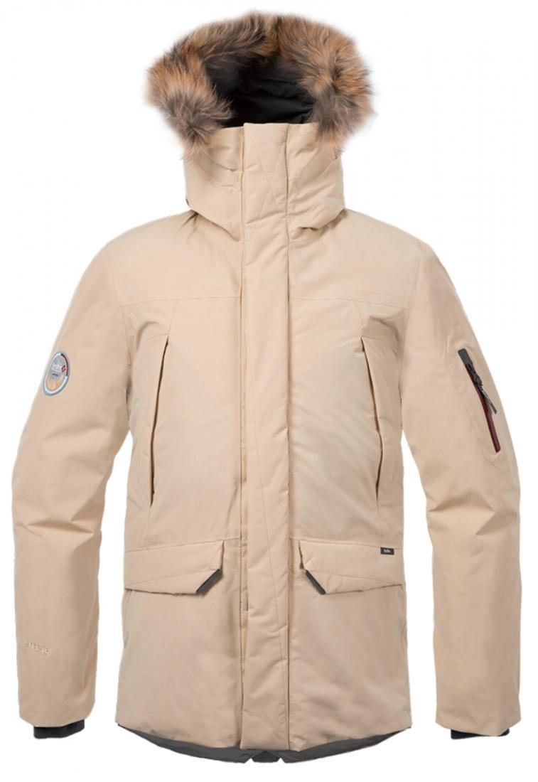 Куртка пуховая Kodiak II GTX МужскаяКуртки<br> Обращаем Ваше внимание, ввиду значительного увеличения спроса на данную модель, перед оплатой заказа, пожалуйста, дожд...<br><br>Цвет: Бежевый<br>Размер: 54