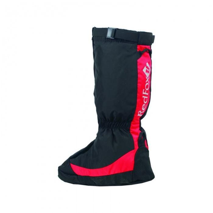 БахилыАксессуары<br><br> Легкие бахилы для защиты верхней части ботинка отдождя, грязи, мокрого снега.<br><br><br> Основные характеристики<br><br><br><br><br>ремешок ...<br><br>Цвет: Красный<br>Размер: XL