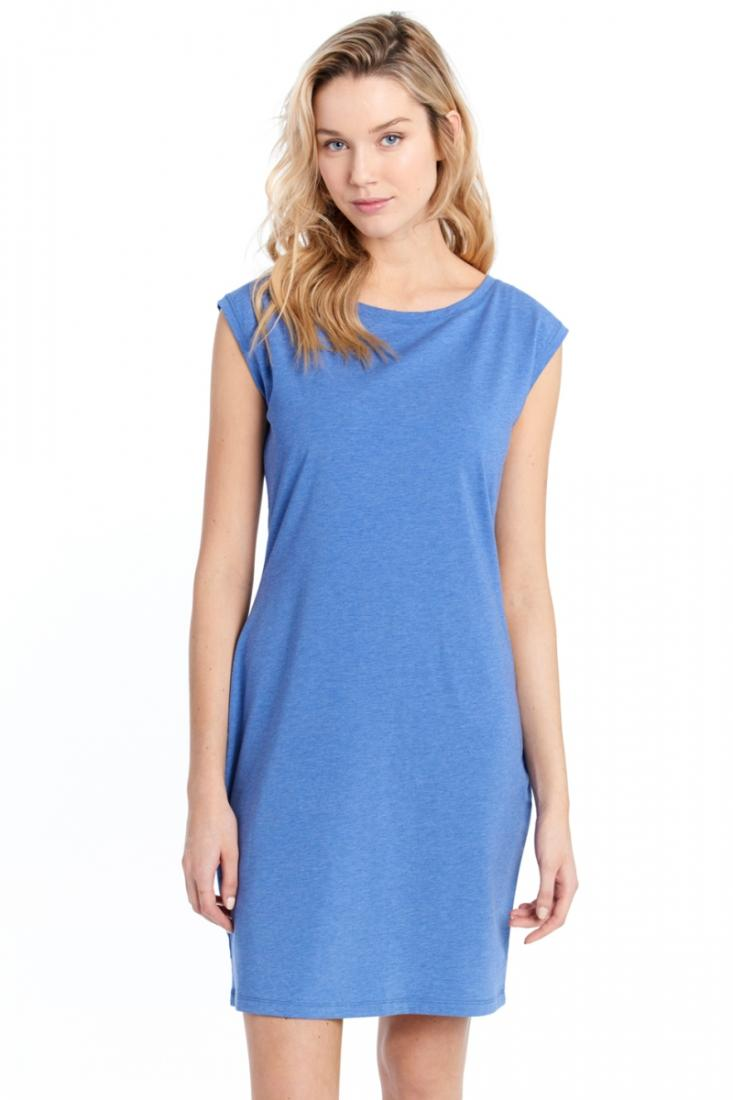 Lole Платье LSW2254 LUISA DRESS (XS, Dazzling Blue Heather, , ,) lole платье lsw1725 sarah dress l vallarta blue palm