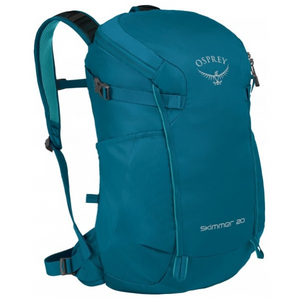 Рюкзак Skimmer 20Женские рюкзаки<br><br> Женский рюкзак Osprey Skimmer 20 сочетает в себе лаконичный дизайн и функциональность. Продуманная конструкция задней панели AirScapeТМ обеспечивает эффективную вентиляцию спины, делая Ваше путешествие максимально комфортным даже в жаркую погоду. У...