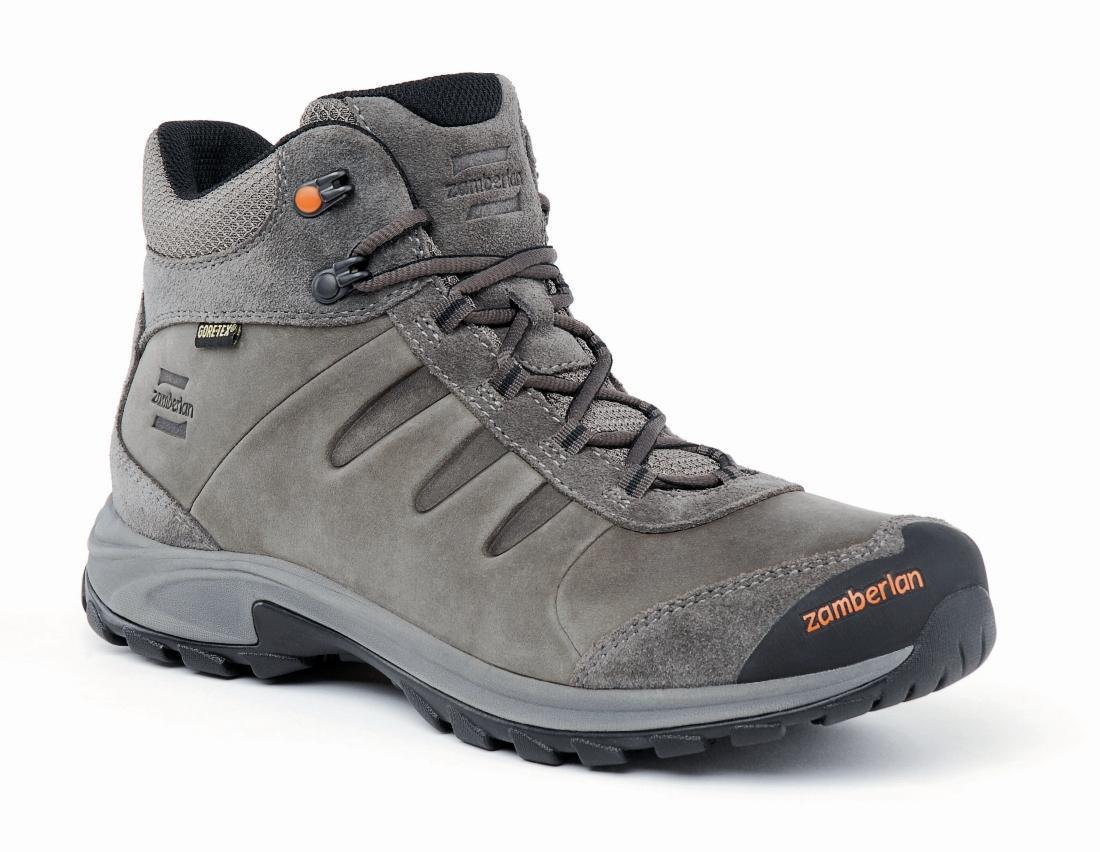 Ботинки 250 RIDGE MID GTX RRТреккинговые<br><br> Создающие легкость и комфорт везде, куда Вы идете, ботинки Ridge Mid идеально подходят для самых разных видов outdoor активности: пешего туризм...<br><br>Цвет: Серый<br>Размер: 43