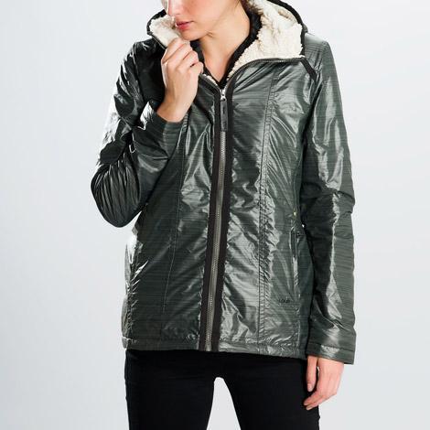 Куртка LUW0180 MARY JACKETКуртки<br><br><br>Цвет: Зеленый<br>Размер: M