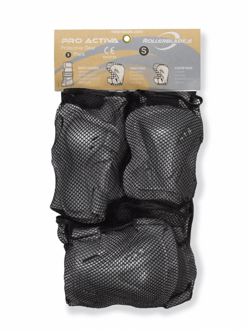 Rollerblade Комплект защиты PRO N ACTIVA 3 PACK жен.
