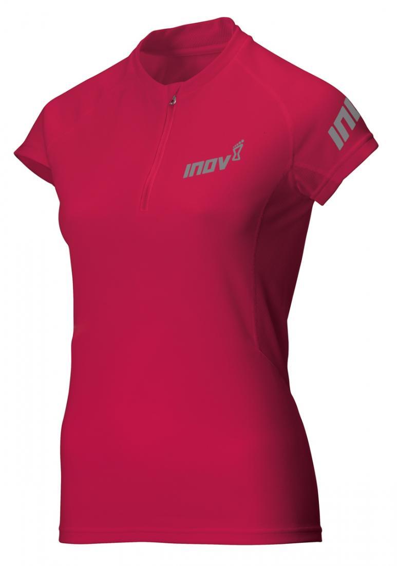 Футболка женская Base Elite SSZ WФутболки, поло<br>Замечательная модель летней футболки. Эта простаяфутболка с коротким рукавом и молнией спереди длядополнительной вентиляции, а также двойным воротом дляповышенного удобства отличается легкостью и хорошейвоздухопроницаемостью. Сшито с учетом женской...<br><br>Цвет: Красный<br>Размер: L