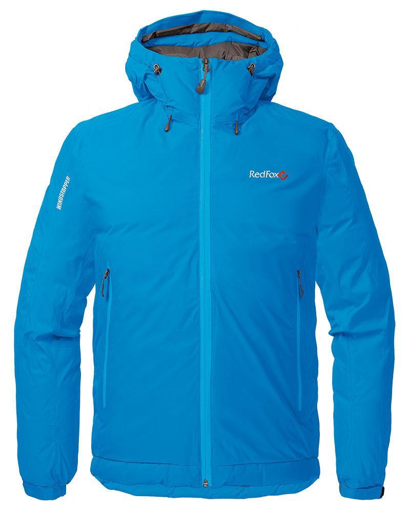 Куртка пуховая Down Shell II МужскаяКуртки<br><br> Благодаря функциональности материала WINDSTOPPER® active Shell, обладающего высокими теплоизолирующими <br> свойствами, и конструкции, куртка – ...<br><br>Цвет: Синий<br>Размер: 52