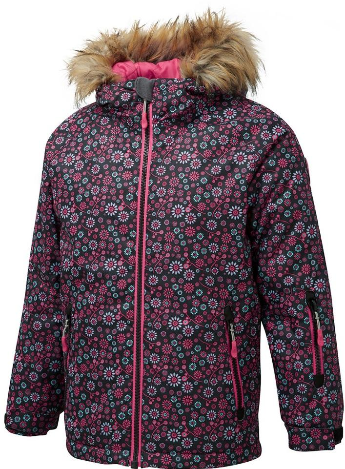 Куртка DITTY 10K/10K утепл. д/дев.Куртки<br>Куртка Ditty для девочек изготовлена из высококачественных водонепроницаемых и дышащих материалов. Такие особенности как: снегозащитные м...<br><br>Цвет: Белый<br>Размер: 152