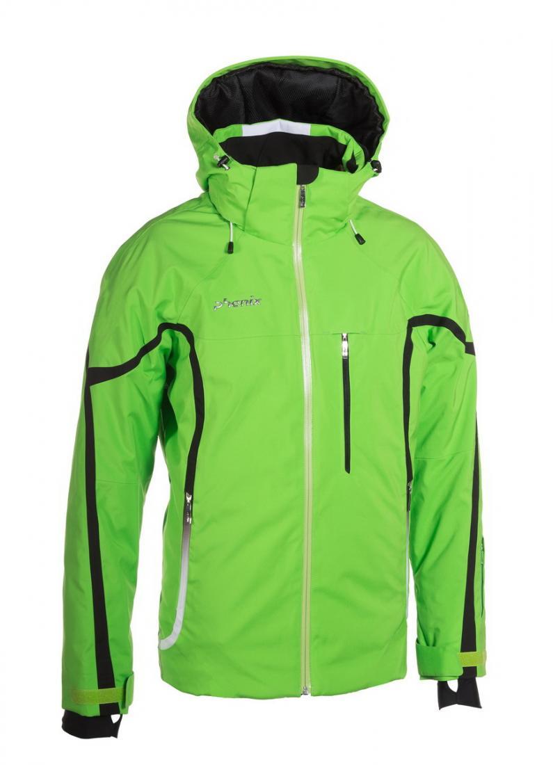 Куртка ES472OT33 Lightning муж.г/лКуртки<br><br><br>Цвет: Зеленый<br>Размер: 56