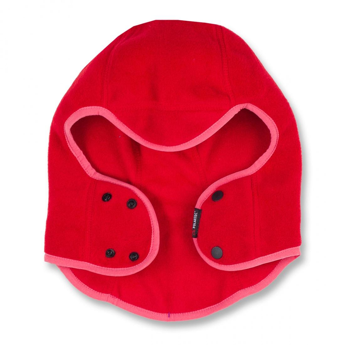 Шапка Cub II ДетскаяШапки<br><br><br>Цвет: Красный<br>Размер: L