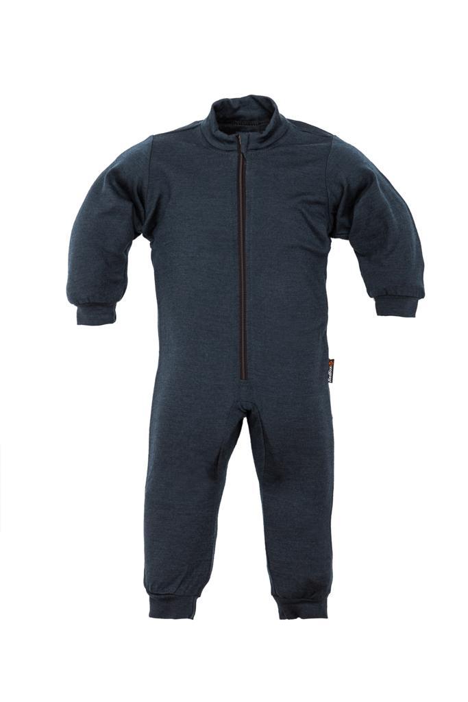 Термобелье комбинезон Little Wool ДетскийКомплекты<br><br> Мягкий шерстяной комбинезончик подарит вашему малышу тепло и комфорт. Свободный крой комбинезона не стеснит движений. Комбинезон подх...<br><br>Цвет: Темно-синий<br>Размер: 74