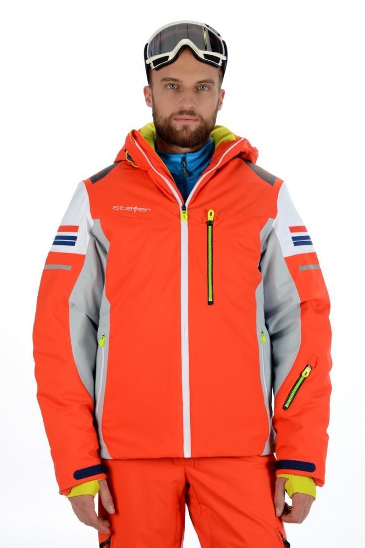 Stayer Куртка спортивная 42500 stayer куртка спортивная 409161 54 черный