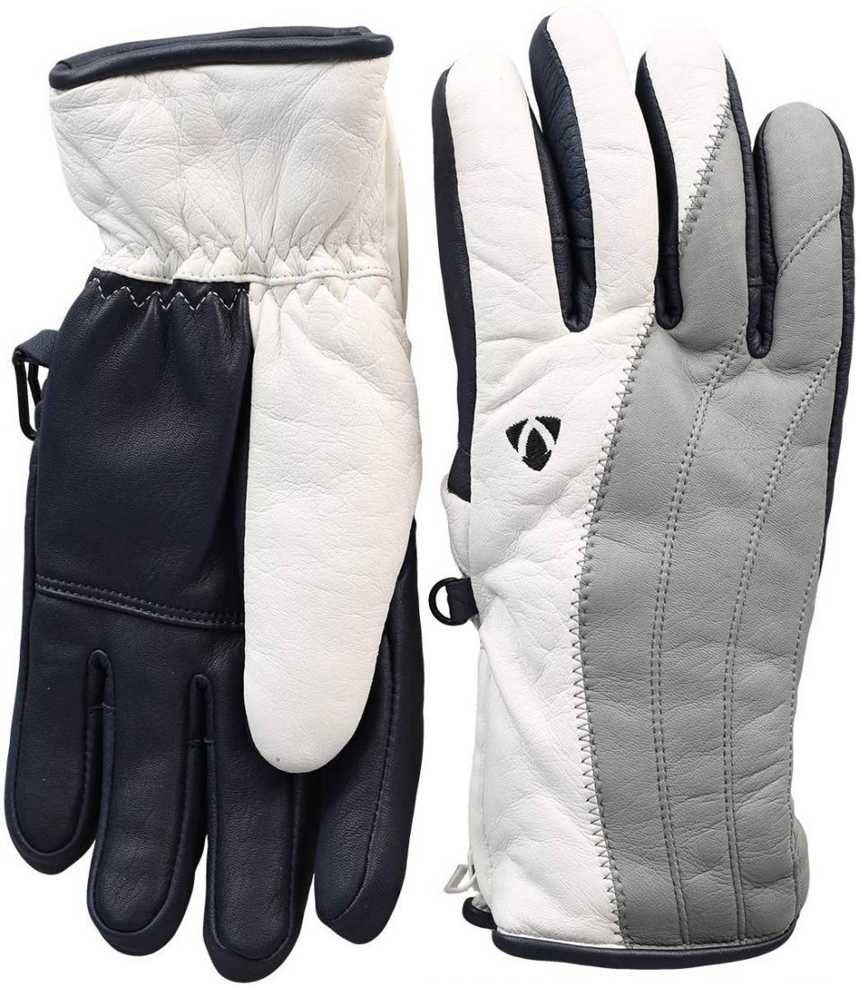 Перчатки Wave мужскиеПерчатки<br><br><br>Цвет: Серый<br>Размер: L