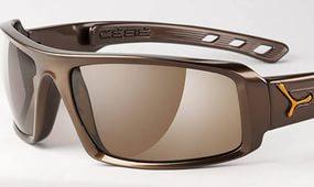 Очки Cebe  SSENTIALОчки<br>Спортивные солнцезащитные очки<br><br><br>  <br><br><br>Особенности:<br><br><br>  <br>    Широкий обзор<br>  <br>    Дужки с технологией пят...<br><br>Цвет: Коричневый<br>Размер: None