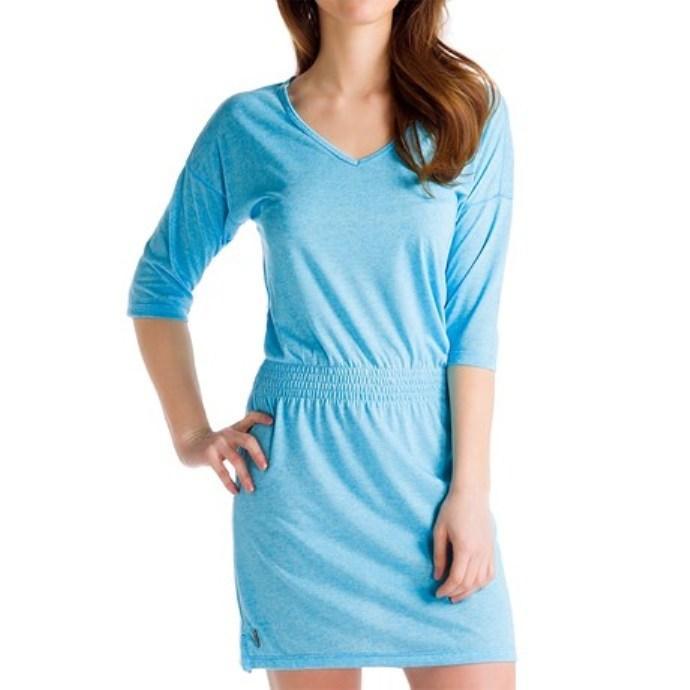 Платье LSW0968 EMERALD DRESSПлатья<br><br><br>Цвет: Бирюзовый<br>Размер: S