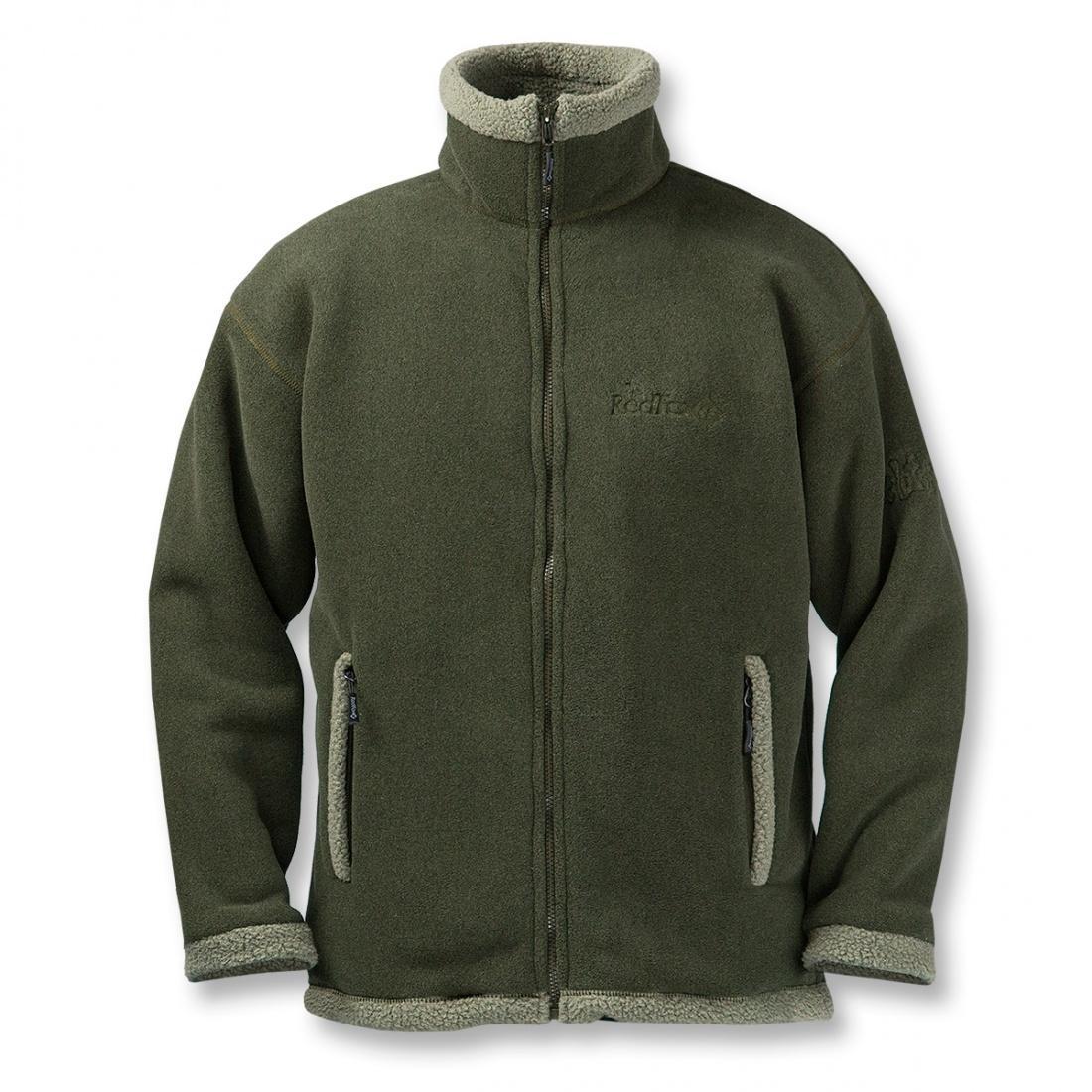 Куртка Cliff МужскаяКуртки<br><br><br>Цвет: Хаки<br>Размер: 54