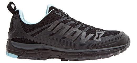 Inov-8 Кроссовки Race Ultra 290 GTX жен. (4, Black/Grey/Blue, ,) inov 8 питьевая система 2l reservoir clear black