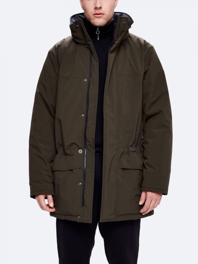 фото Куртка мужская утепленная INTEMPOREL