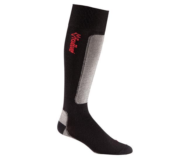 Носки лыжные 5997 VVS LV SKIНоски<br><br> Сочетание роскошных натуральных волокон мериносовой шерсти и шелка обеспечивают анатомическую посадку и удобство при катание со склонов. Натуральные волокна естественным образом отводят влагу, сохраняя ноги в тепле и комфорте. Что может быть лучше?...<br><br>Цвет: Серый<br>Размер: M