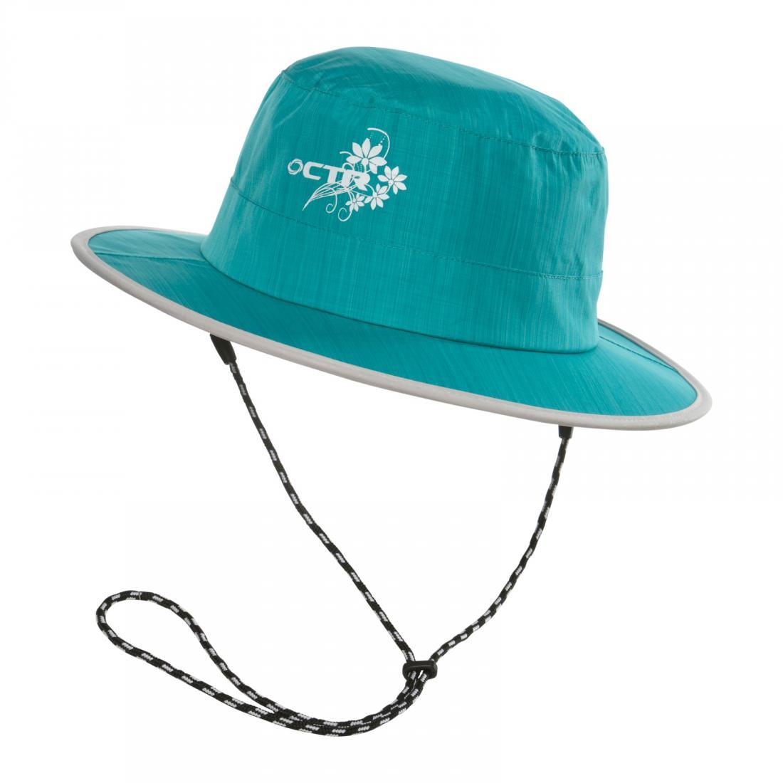 Панама Chaos  Stratus Bucket Hat (женс)Панамы<br><br><br>Цвет: Голубой<br>Размер: S-M
