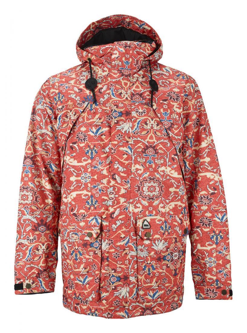 Куртка г/л MB TABOR JKКуртки<br>Сноубордическая мужская куртка Tabor представляет собой сочетание функционального дизайна и отличных рабочих характеристик. Прочная и тепл...<br><br>Цвет: Оранжевый<br>Размер: M