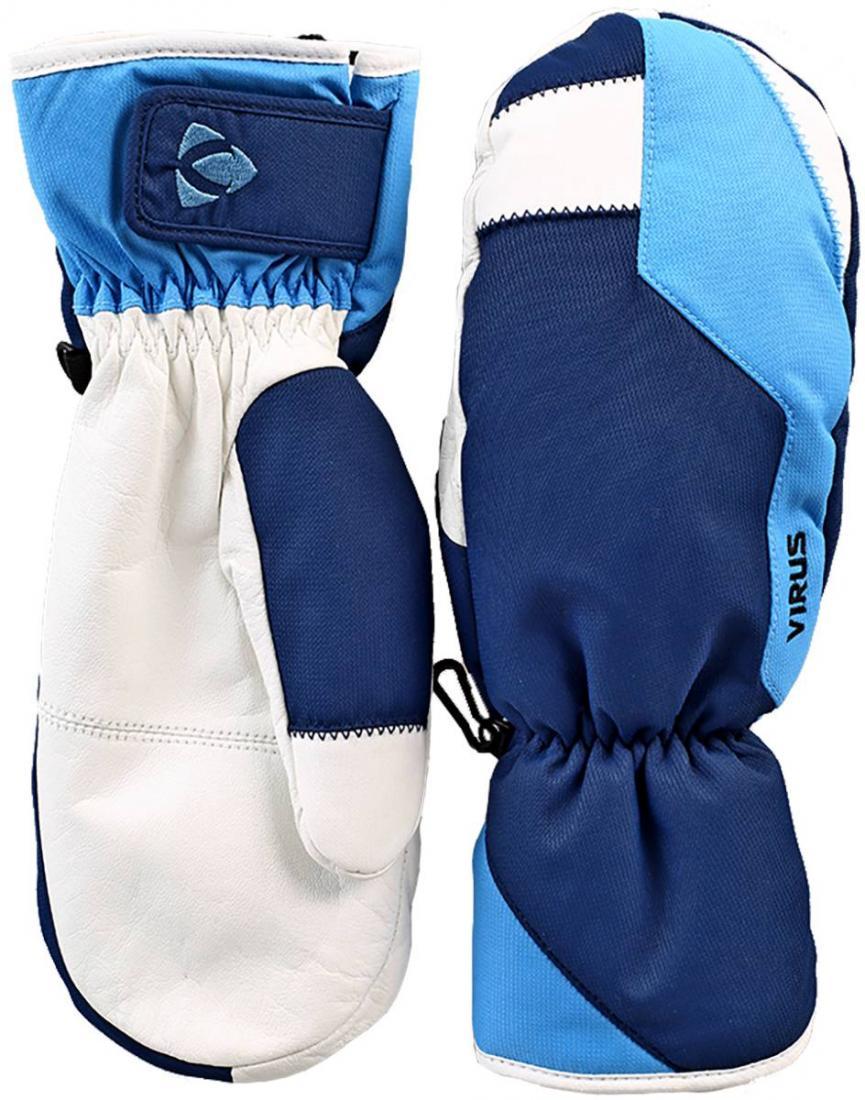 Рукавицы Basic мужскиеВарежки<br><br><br>Цвет: Синий<br>Размер: XL