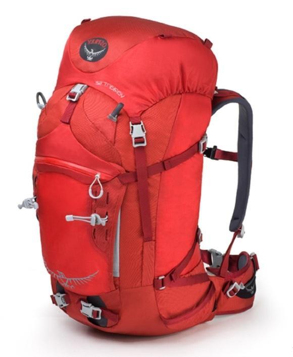 Рюкзак Variant 52Туристические, треккинговые<br><br><br>Цвет: Красный<br>Размер: 55 л