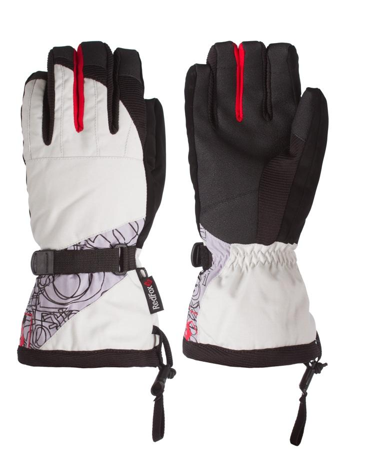 Перчатки Slide IIПерчатки<br><br> Утепленные перчатки для зимних видов спорта.<br><br> Основные характеристики<br><br>анатомическая форма<br>удлиненная крага<br>усиления в области ладони<br>регулировка объема в области запястья<br>эластичная...<br><br>Цвет: Бежевый<br>Размер: L