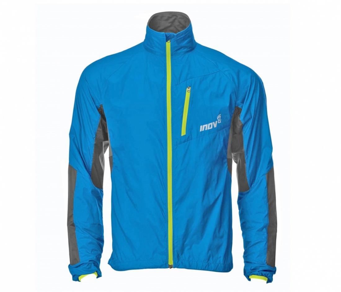Куртка Race Elite™ 105 windshellКуртки<br><br><br><br> Мужская куртка Inov-8 Race Elite 105 Windshell обладает такими свойствами, как малый вес, прочность и универсальность. Она идеально подойдет для занятий спортом зимой и в осенне-весен...<br><br>Цвет: Голубой<br>Размер: XL