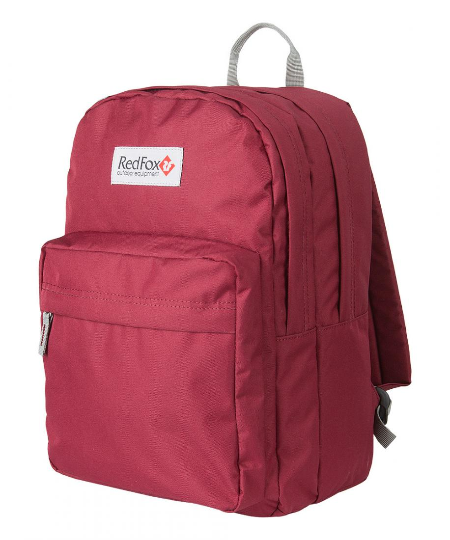Рюкзак Bookbag M2Рюкзаки<br><br><br>Цвет: Бордовый<br>Размер: 25 л
