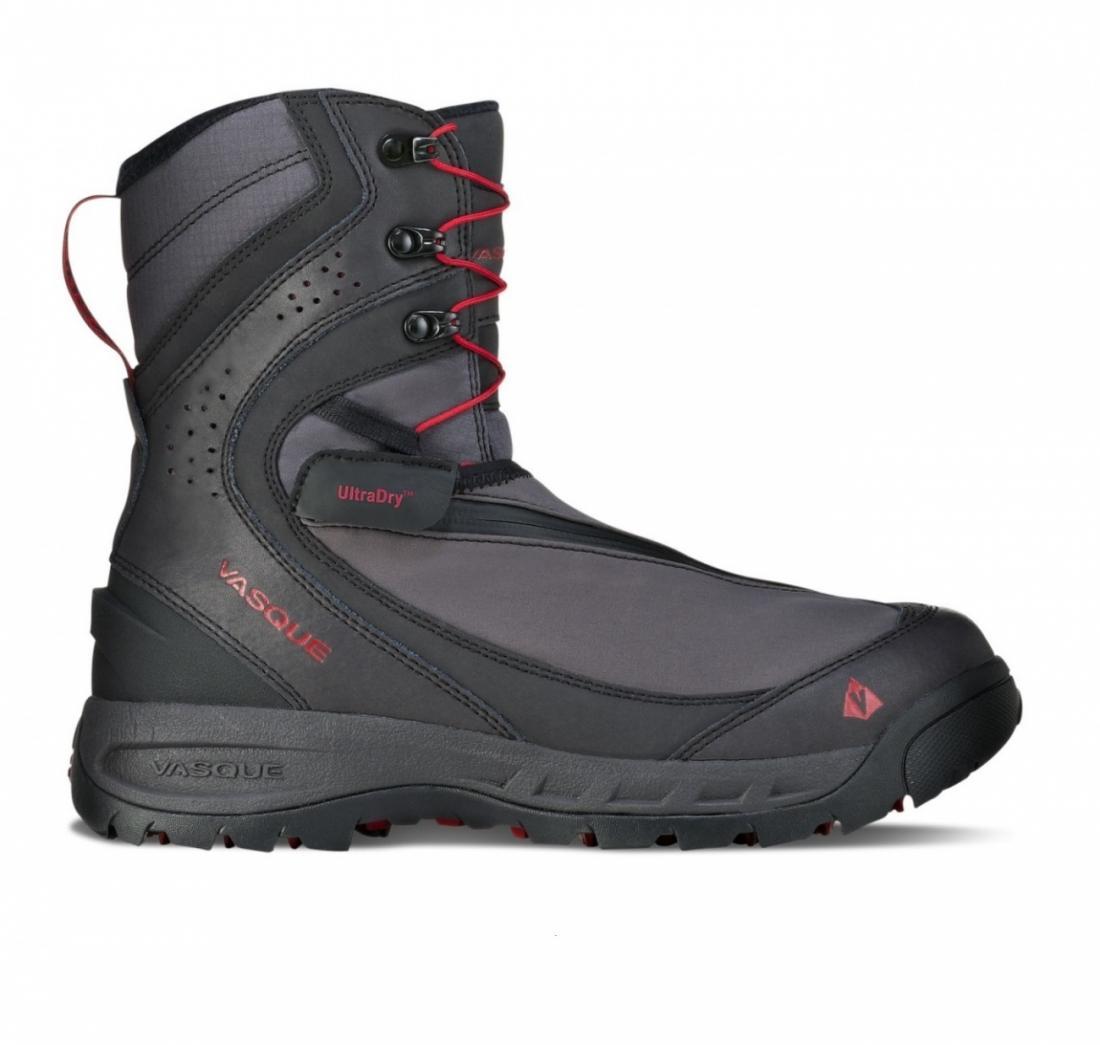 Ботинки 7824 Arrowhead UDТреккинговые<br><br> Модель Arrowhead UD это спортивный ботинок для беккантри высотой более 20 сантиметров. Разработанный гибким и технологичным этот ботинок является не только утепленным, но и крайне удобным для различных видов активности. Для сохранения комфорта и уд...<br><br>Цвет: Черный<br>Размер: 8