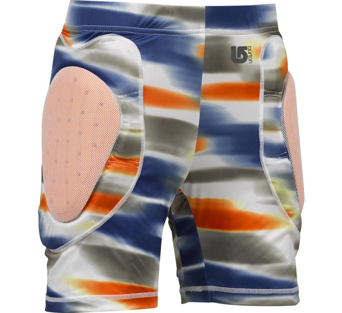 Защита (шорты) WB TOTAL IMP SHORTШорты, бриджи<br>Сноубордические шорты WB TOTAL IMP SHORT – надежная защита от травм от американской фирмы Burton. Разработанные с учетом женской анатомии, они обеспе...<br><br>Цвет: Оранжевый<br>Размер: L