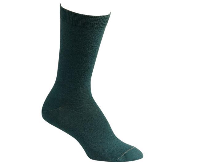 Носки повседневные жен.4512 BASIC CREWНоски<br><br> Повседневные женские носки FoxRiver Basic Crew — это классика жанра, которая всегда будет актуальна. Они тонкие, но довольно теплые, благодаря в...<br><br>Цвет: Зеленый<br>Размер: M