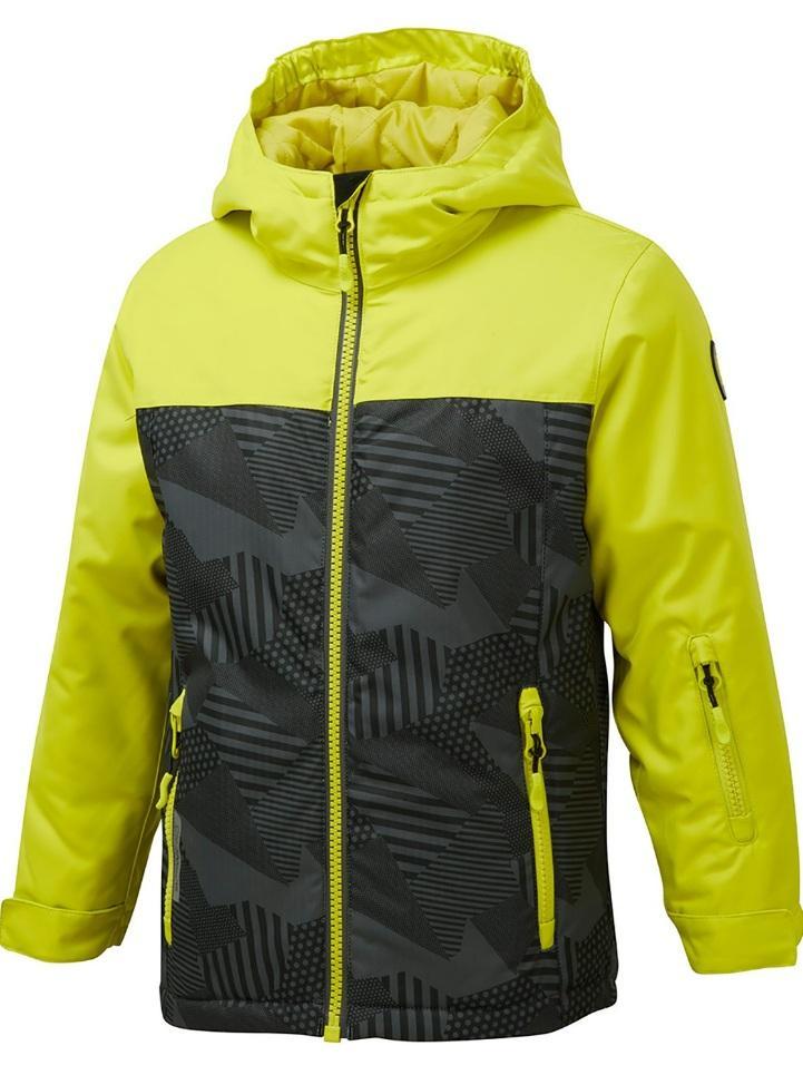 Куртка BRAK 8K/8K утепл. д/мал.Куртки<br><br><br>Цвет: Черный<br>Размер: 140