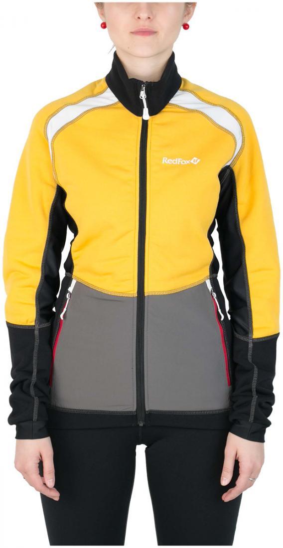 Куртка St.Line ЖенскаяКуртки<br><br> Легкая спортивная куртка на молнии из материалаPolartec® Power Stretch® Pro.Можно использовать в качестве промежуточного или<br> верхнего утепляющего слоя.<br><br><br> Основные характеристики:<br><br><br>анатомическая приталенная ...<br><br>Цвет: Янтарный<br>Размер: 42