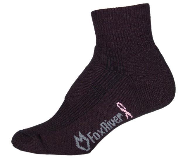 Носки атлет.жен.1579 WICK DRY QTR. WALKERНоски<br> Уникальные носки Wick Dry Walker предназначены для занятий спортом и созданы с учетом анатомических особенностей женских ног. Модель обеспечивает идеальную посадку, прекрасно отводит влагу с поверхности кожи и защищает от компрессионных повреждений. &lt;...<br><br>Цвет: Черный<br>Размер: M