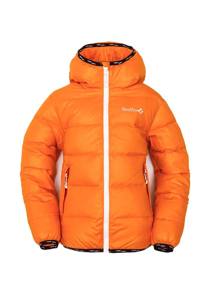 Куртка пуховая Everest Micro Light ДетскаяКуртки<br><br> Детский вариант легендарной сверхлегкой куртки, прошедшей тестирование во многих сложнейших экспедициях. Те же надежные материалы. Та же защита от непогоды. Та же легкость. И та же свобода движений. Все так же, «как у папы» в пуховой куртке Everest...<br><br>Цвет: Оранжевый<br>Размер: 140
