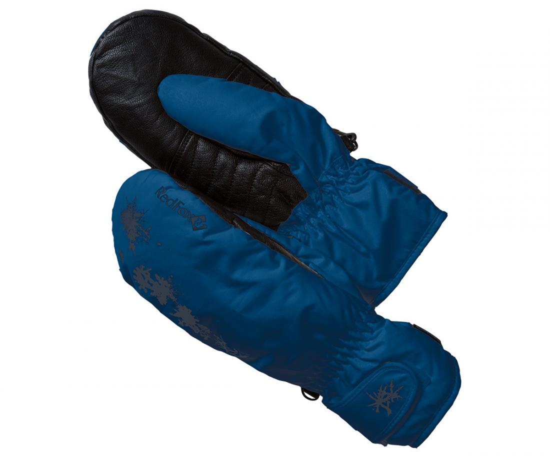 Рукавицы утепленные Paradise II ЖенскиеВарежки<br><br> Прогулочные утепленные рукавицы с ярким дизайном<br><br><br> Основные характеристики<br><br><br>манжет с регулировкой объема на липучке<br>усиления в области ладони<br>карабин для крепления рукавиц к одежде или ме...<br><br>Цвет: Синий<br>Размер: L
