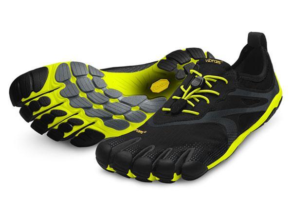 Мокасины Vibram  FIVEFINGERS BIKILA EVO MVibram FiveFingers<br><br>Средние дистанции в минималистичной обуви могут стать настоящим испытанием для новичков. Должно пройти время, прежде чем вы привыкните...<br><br>Цвет: Черный<br>Размер: 44