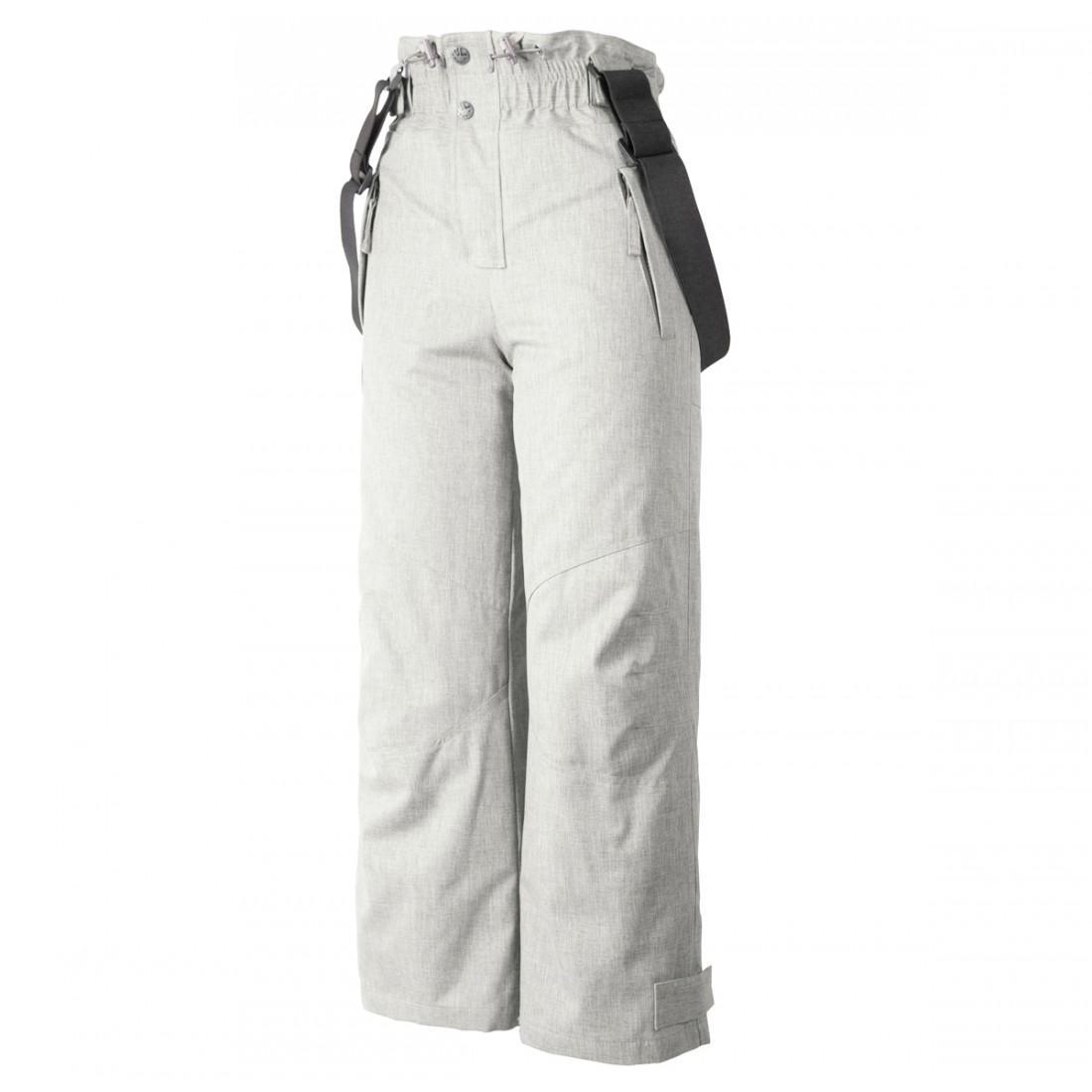 Брюки детск. G0607 GONDOLEБрюки, штаны<br><br>GONDOLE – прочные водонепроницаемые брюки из детской коллекции Fusalp, предназначенные для катания на лыжах, долгих зимних прогулок. Модель, выполненная из водо- и грязеотталкивающая материала, оснащенная регулируемыми подтяжками, станет практичным ...<br><br>Цвет: Белый<br>Размер: 10