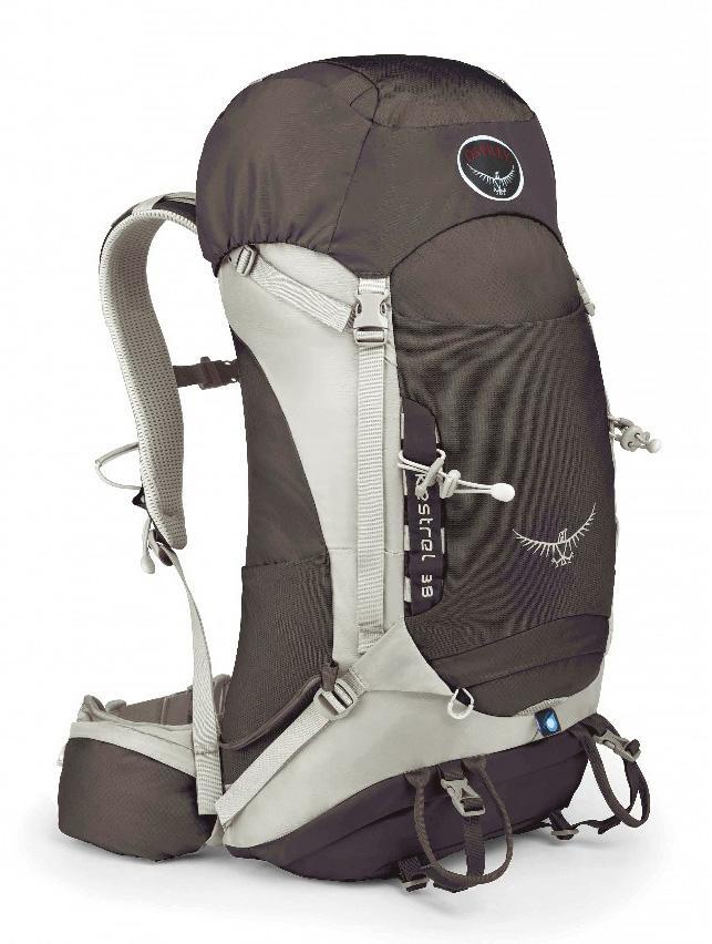 Рюкзак Kestrel 38Рюкзаки<br>Универсальные всесезонные рюкзаки серии Kestrel разработаны для самых разных видов Outdoor активности. Специальная накидка от дождя защитит рю...<br><br>Цвет: Серый<br>Размер: 38 л