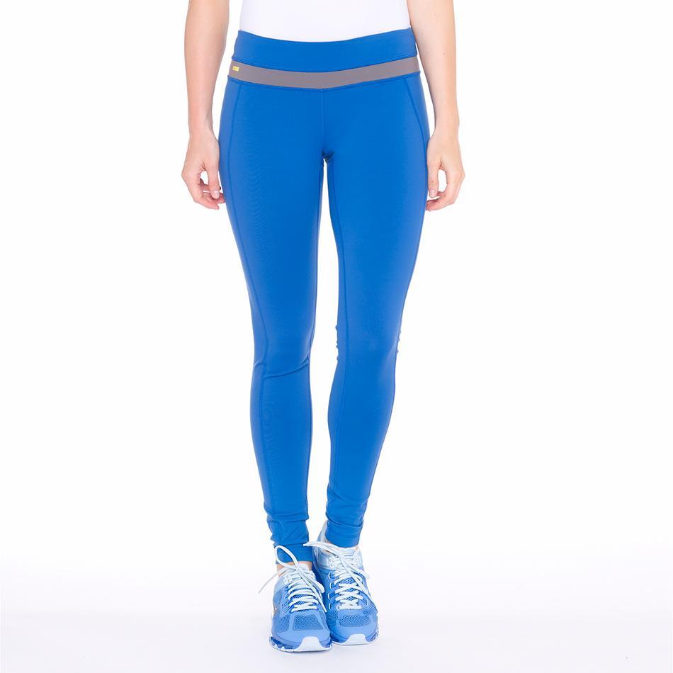 Леггинсы LSW1234 MOTION LEGGINGSБрюки, штаны<br><br><br>Цвет: Голубой<br>Размер: M