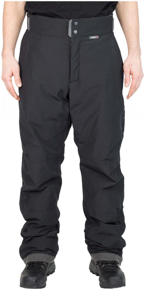Брюки пуховые TundraБрюки, штаны<br><br> Экстремально теплые пуховые брюки со специальнымкроем, обеспечивающим свободу движений. Изготовлены из прочного материала с водоотт...<br><br>Цвет: Черный<br>Размер: 56