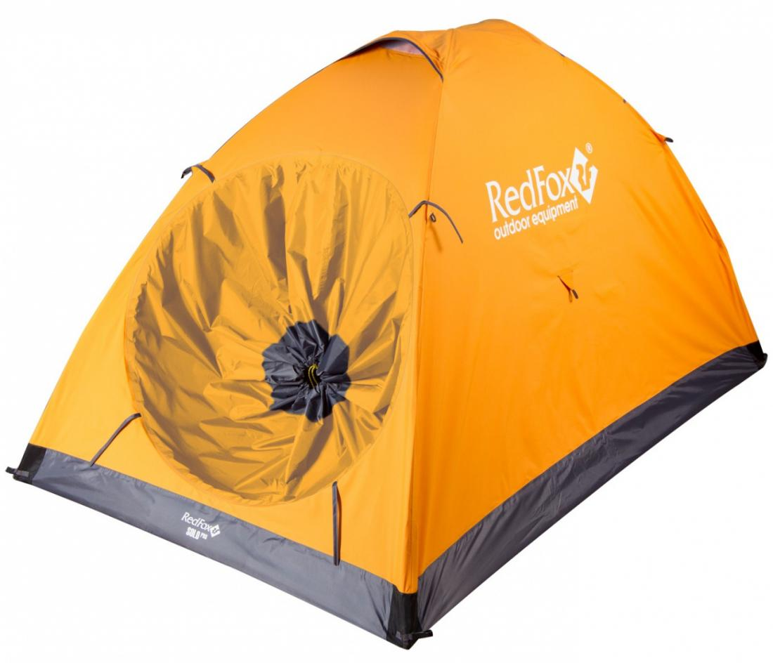 Red Fox Палатка Solo PRO II (, 2300/оранжевый, , , SS17)